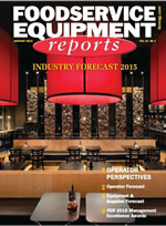 Food Service Equipment Reports January 2015
