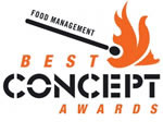 Food Management Best Concept Award